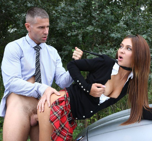 DorcelClub: Alexis Brill - Alexis Brill, A New Sexy Student Very Docile 1080p