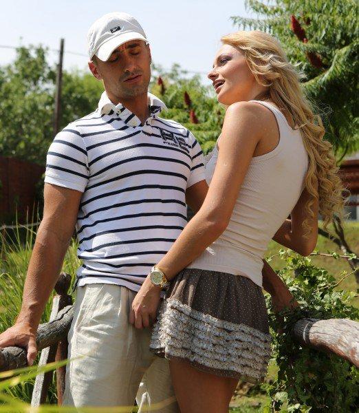 ParadiseFilms: Ivana - Kinky Blonde Anal Desire 720p