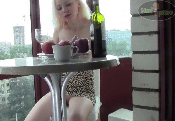 MadUpskirt: Amateurs - Sexy Teen Guest In Short Jaguar Dress 1080p