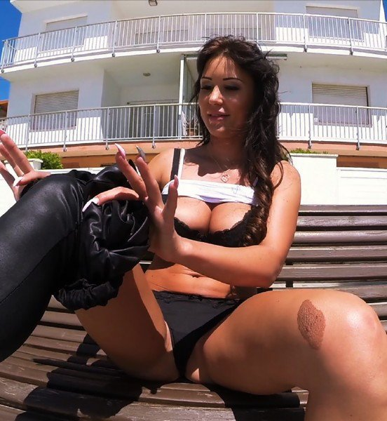 PublicBang: Patty Michova - Public Bang Bitches 720p