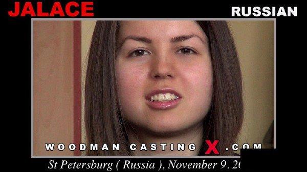 WoodmanCastingX: Rita Jalace - Russian Student Casting