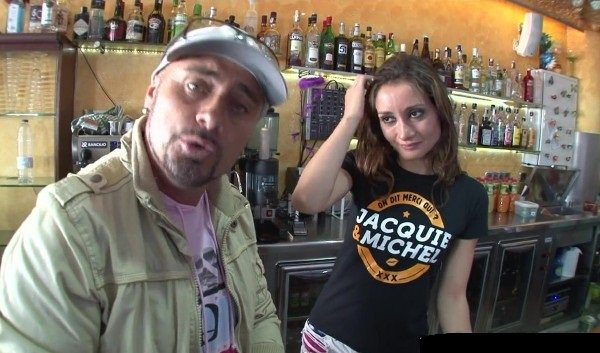 JacquieEtMichelTV: Valentina, Nancy - Two Barmaid Acted in Porn 720p