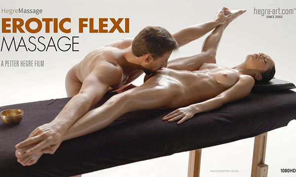 Hegre-Art: Magdalena - Erotic Flexi Massage 1080p