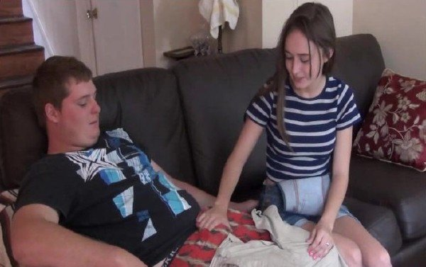 Clips4Sale: Tanya - Step Sister Try Dick Step Brother 720p