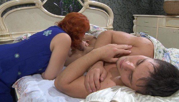 FerroNetwork: Viola - Step Mom Suck Dick On Sleep Step Son 720p