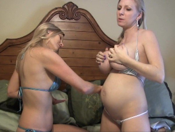 Clips4sale: Britney Brooks - Lesbian Pregnant Milf