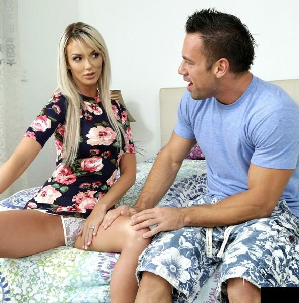 MilfHunter: Brooke Paige - Just Now Fuck Hot Friend Wife