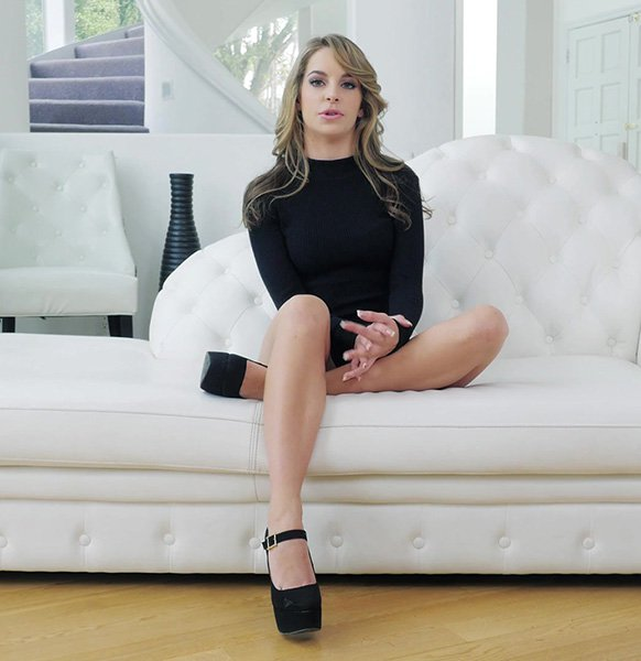 WowGirls: Kimmy Granger - Interview And Masturbate 1080p