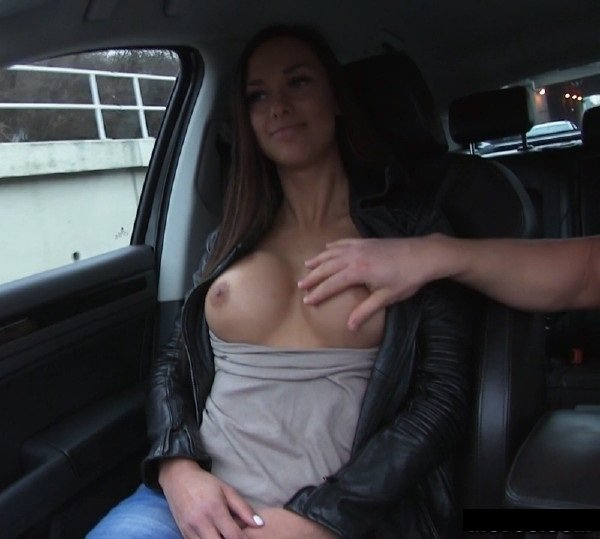 PickupGirls: Victoria Sweet - Pickup Hot Brunette