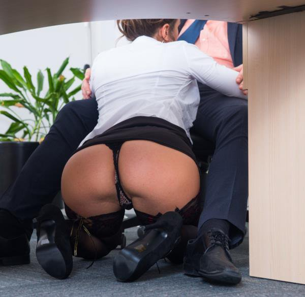 Private: Julia Roca - Secretary Sucks Boss Dick 1080p