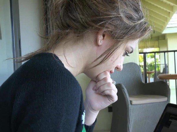AtkGirlfriends: Joseline Kelly - Stolen Amateur Video With Creampie 1080p