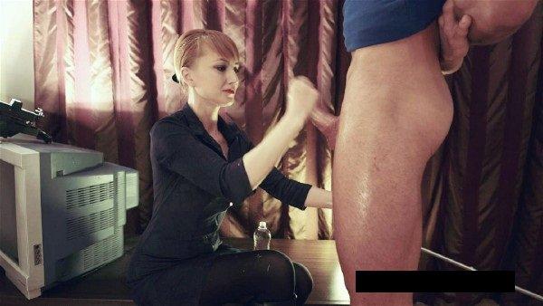 Clips4sale: Lilu - Hot Secretary Jerk Boss Dick 720p