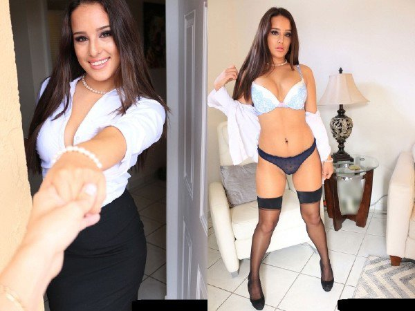GirlFriendRevenge: Mila Marx - Real Estate Agent Revenge Sex
