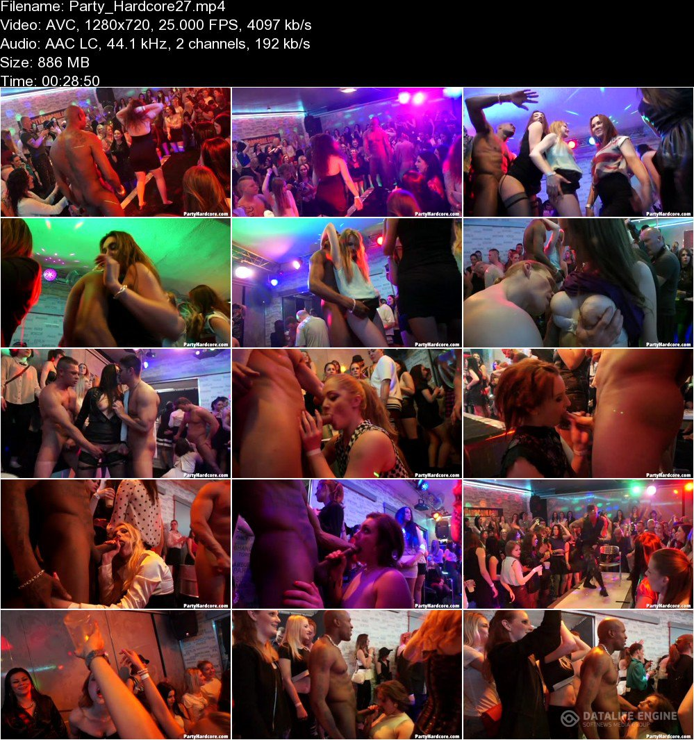 DrunkParty: Hot Girl - Hardcore Drunk Party On Disco 720p