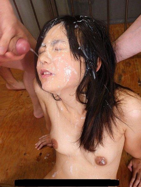 JavBukkake: Kotomi - Japan Schoolgirl Sperm Bukkake 720p