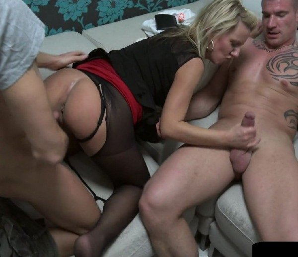 CzechHomeOrgy: Drunked Girl - Mega Swinger Party 720p