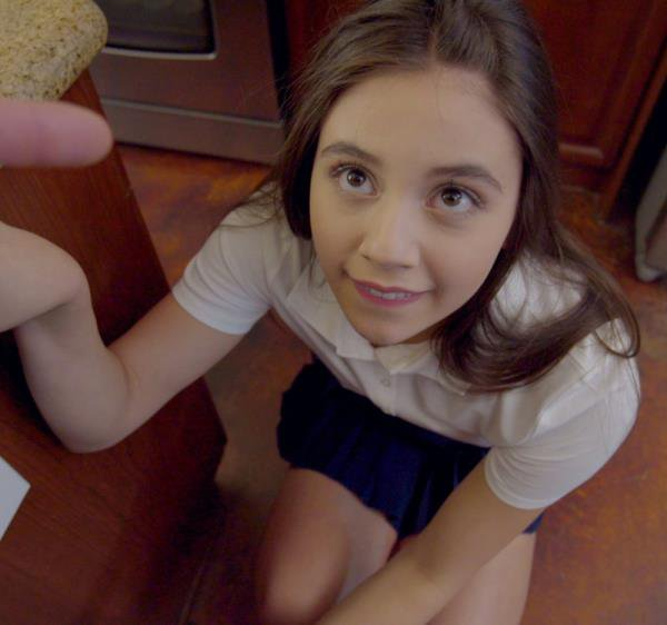 18eighteen: Lucy Doll - Naughty Neighbor Teen Fuck