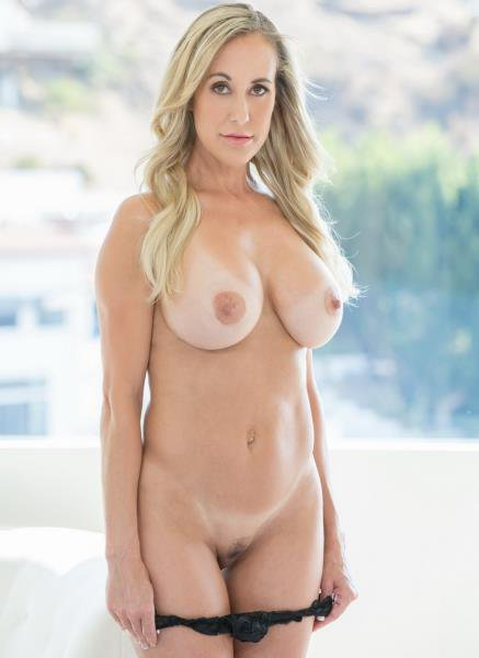 BrothaLovers: Brandi Love - Hot Milf Fuck With Two BBC