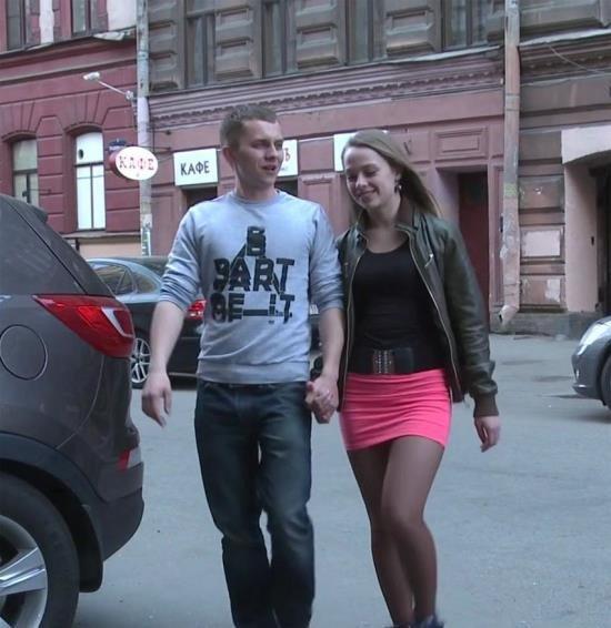 MeetSuckAndFuck: Hanna - Sex On First Date Russia 720p