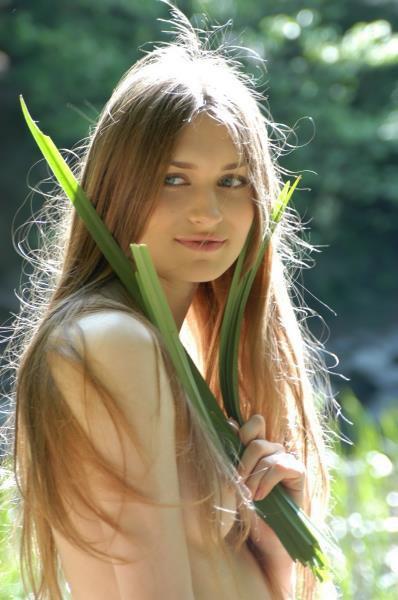 AtkGirlfriends: Lyudmila Korolan - Russian Beauty Teen Suck Old Dick Amateur