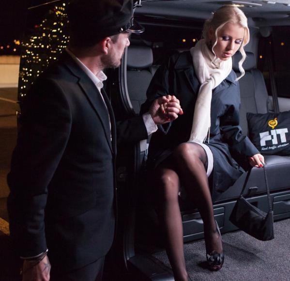 PornPremium: Lynna Nilsson - Elegant Swedish Wife Fuck With Taxi Driver 720p