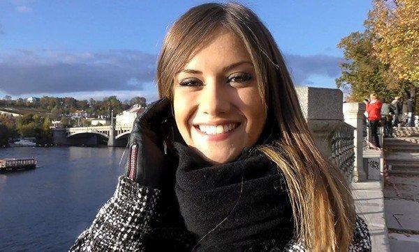 WoodmanCastingX: Mina Sauvage - Former Model First Time On POrn Casting 1080p