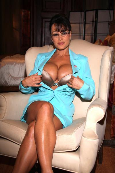 Private: Lisa Ann - Milf Secretary Give Dream Anal