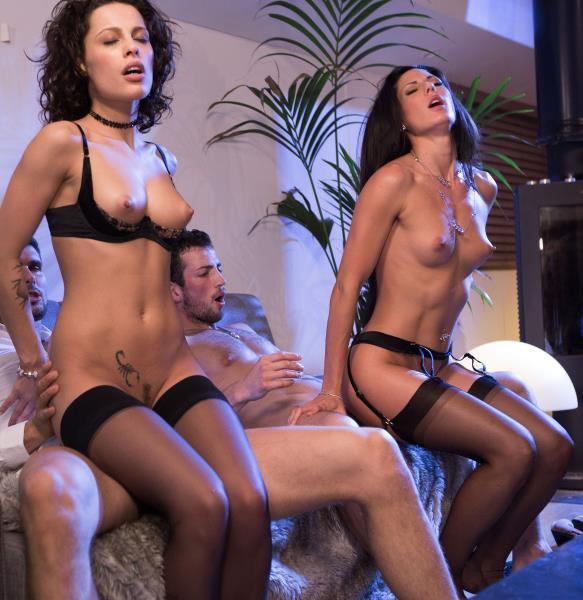 Drcel: Nikita Bellucci And Alexa Tomas - Elit Swinger Party 1080p