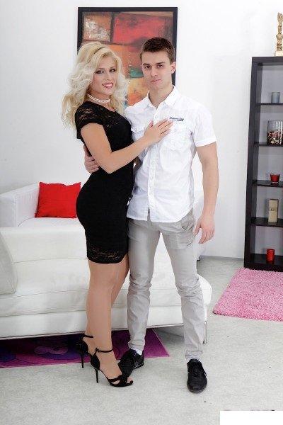 CuckoldPorn: Katy Clark - Husband Watch How Wife Fuck With Stranger 720p