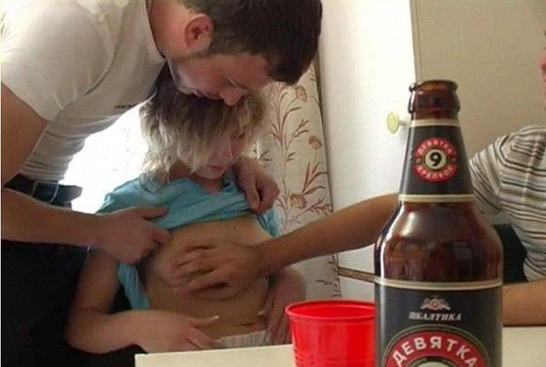 TheyDrunk: Tanya - Two Guys Fuck Drunk Russian Girl