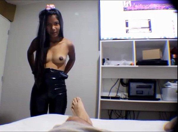 Asiancandyshop: Heather - Thai Teen Get Anal Creampie 480p