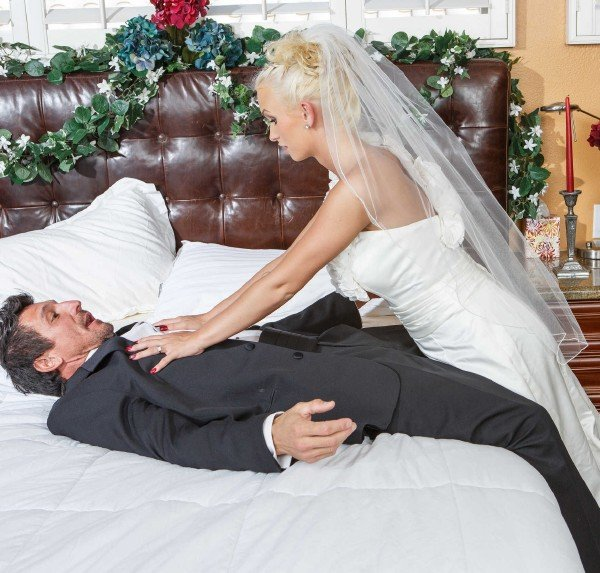 BangBros: Bridgette B And Emily Austin - Threesome, With Bride 480p