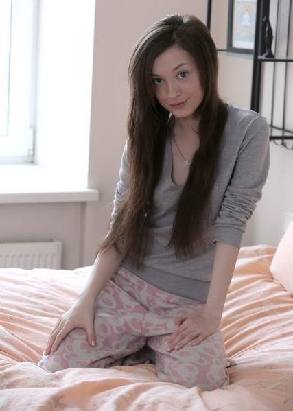 ClubSevenTeen: Juliya - Beautiful Sex With Russian Teen 720p