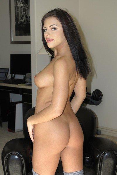 WoodmanCastingX: Adriana Chechik - Gang Bang On Woodman Porn Casting 720p