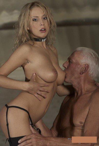 BeautyAndTheSenior: Mandy Dee - Old Man Fuck Young VIP Slut 576p