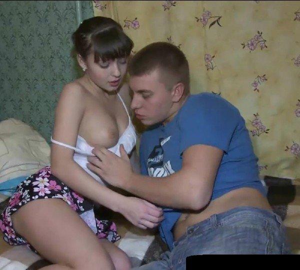 BoysFuckTeens: Julia Sweet - Russian Teen Home Sex 720p