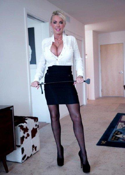 Bang Bros: Sandra Otterson - Secretary Sex 720p