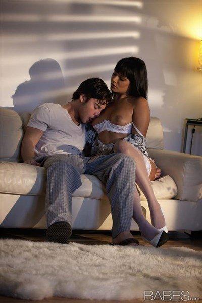 HDLove: Shazia Sahari - Beautiful Sex In White Stocking 1080p