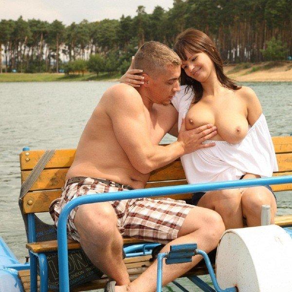 MyTeenVideo: Rita Argiles - Sex On Boat 360p