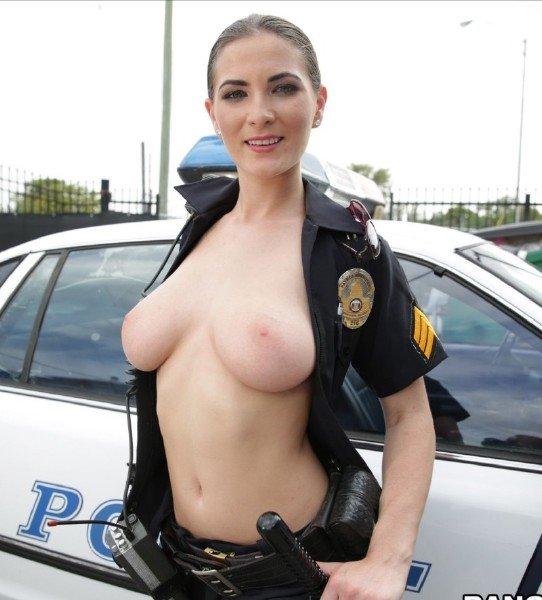Bang Bros: Molly Jane - Police Wooman Fuck 1080p