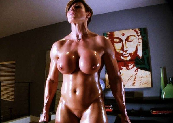 Bang Bros: Muscle Goddess - Sex With BodyBuilder Wooman 720p