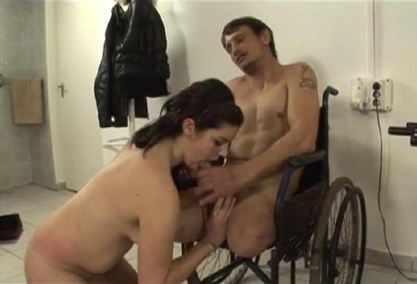 Handicap Sex: Amateur - Handicap Sex Without Legs 480p