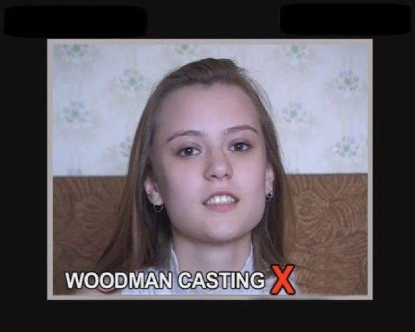 Porn Casting: Karina - Russian Teen On Woodman Porn Casting 576p