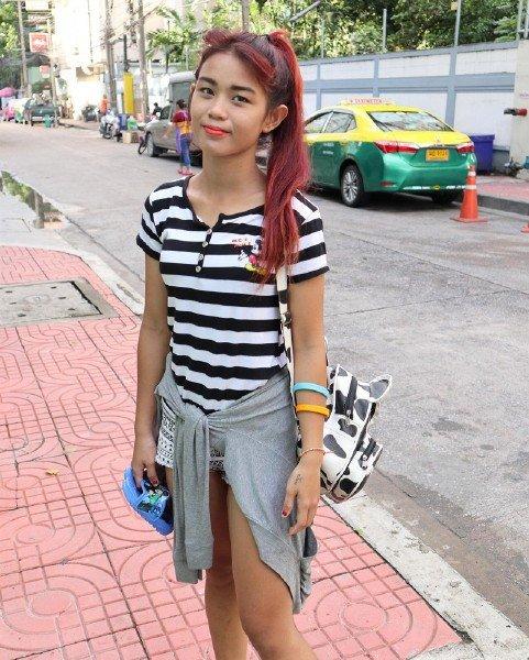 Asiancandyshop: Banjy - Thai Teen Pussy Creampie 1080p