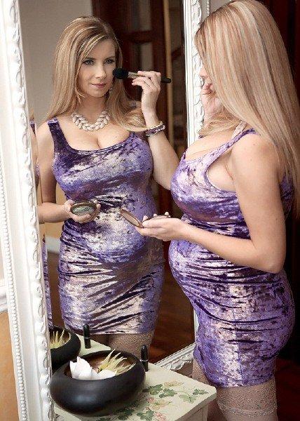 PregnantKink: Katarina Dubrova - Creampie In Pregnant Wife 720p