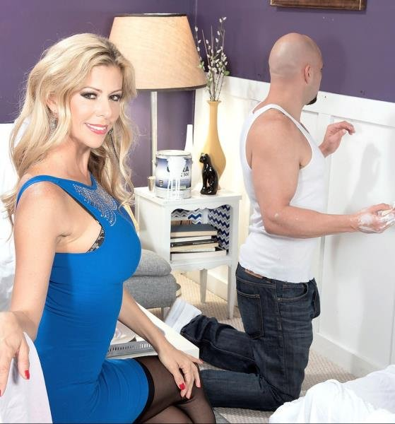 Huge Cock Fuck: Alexis Fawx - Milf Want Sex With Neighbour 720p
