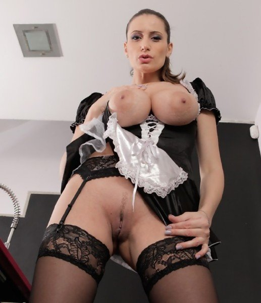 Pure Mature: Sensual Jane - Sex With Maid 540p