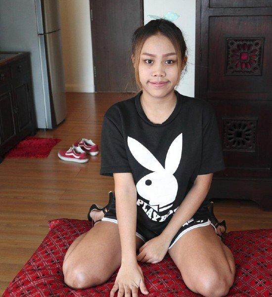 CreampieThais: Ema - Creampie In Thai Teen Pussy 720p