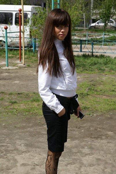 MyTeenVideo: Ariel - Russian Student Girl 576p
