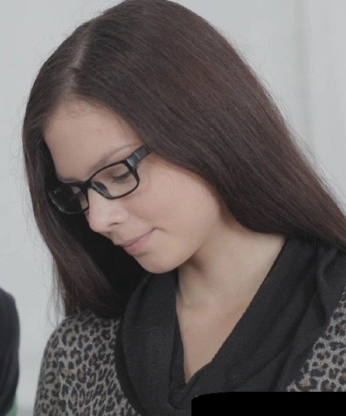 ClubSevenTeen: Megan - Sex With Nerdy Student Girl 1080p